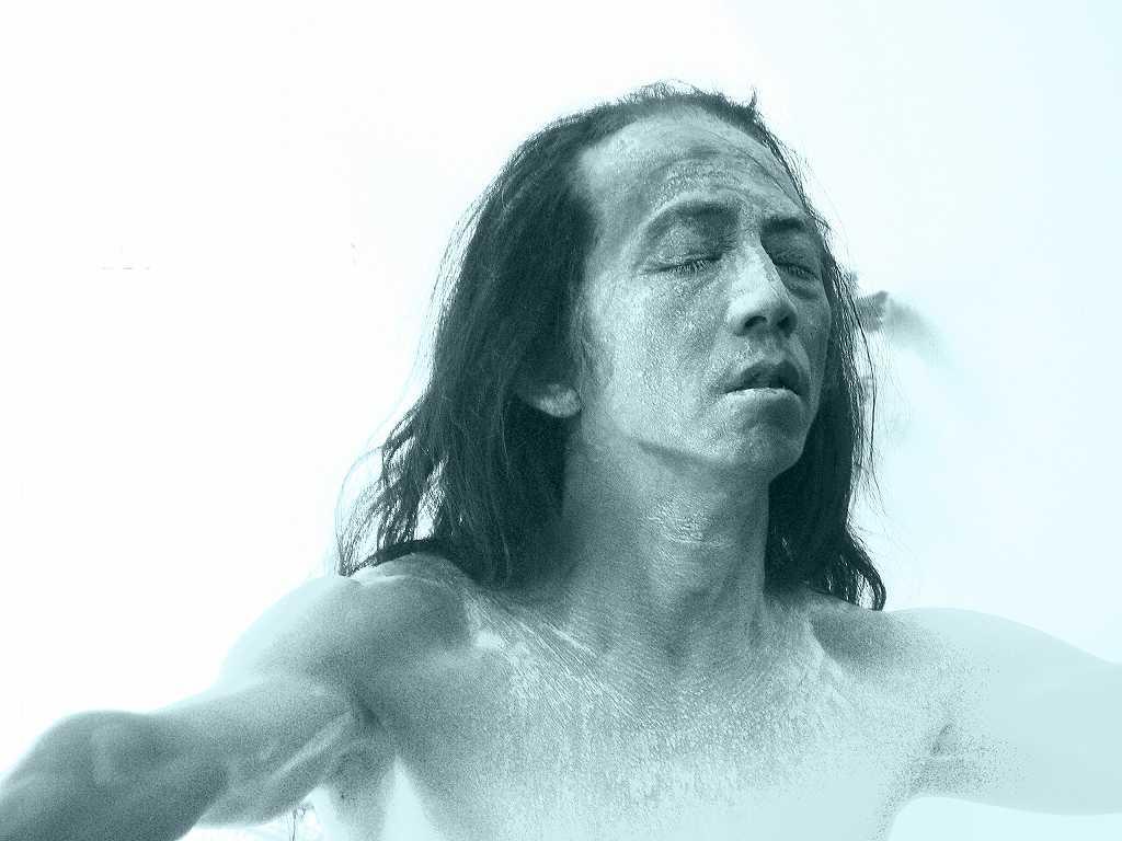 Atsushi Takenouchi - JINEN BUTOH / PROFILE